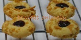 resep blueberry corn flakes
