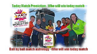 Today Match Prediction Tips PAKW vs IREW Womens T20 World Cup Toss