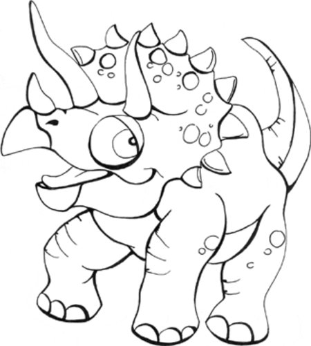 disney dinosaur coloring pages | Free Dinosaurs Coloring Book Pages for Kids >> Disney ...