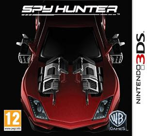 Spy Hunter, 3DS, Español, Mega, Mediafire