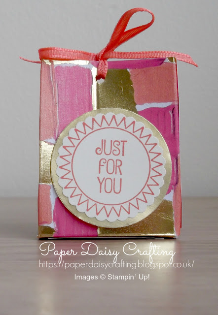 Painted with Love Gift bag from Stampin' Up!