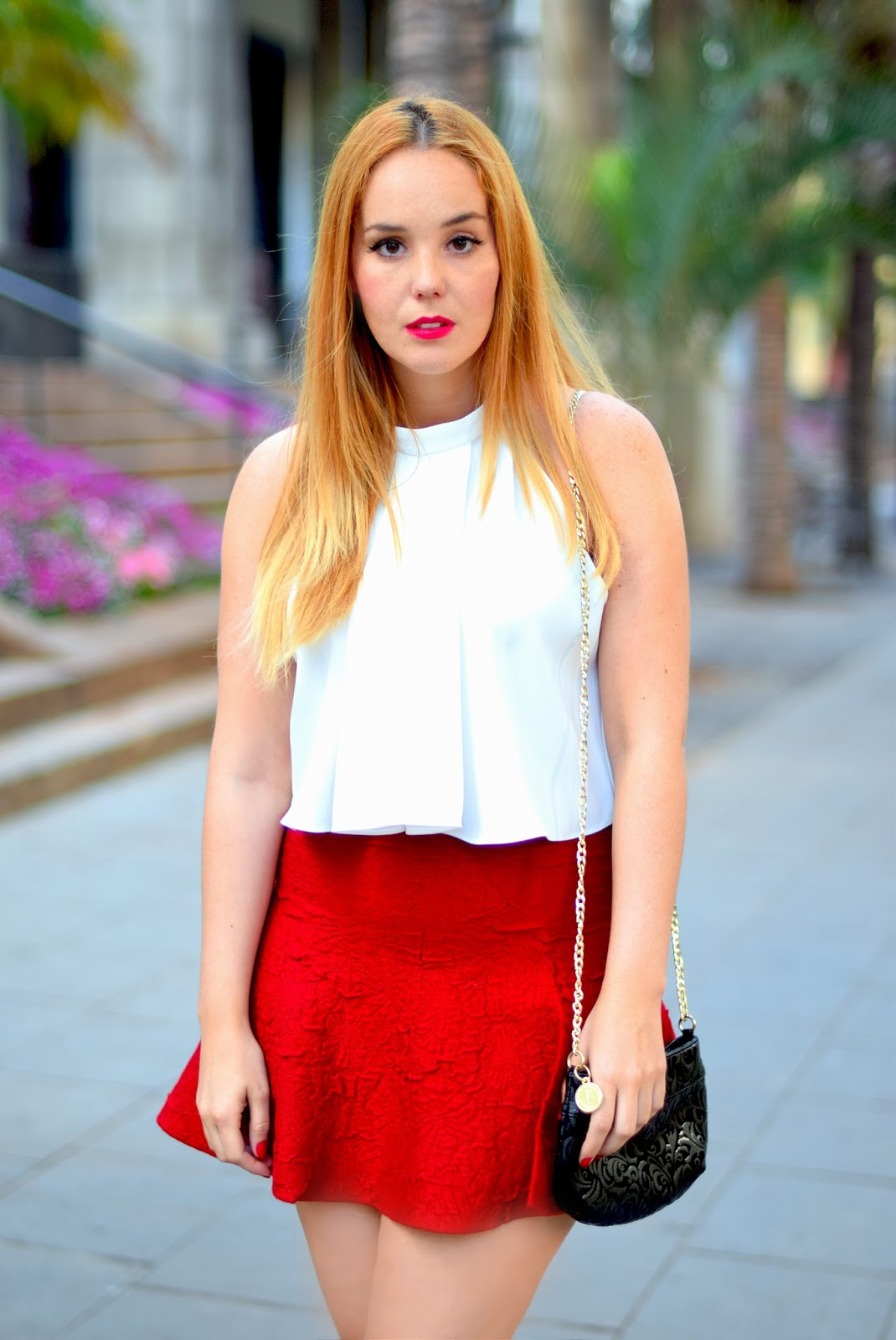 nery hdez, skater skirt, chiciwish , lymont, zara shoes,