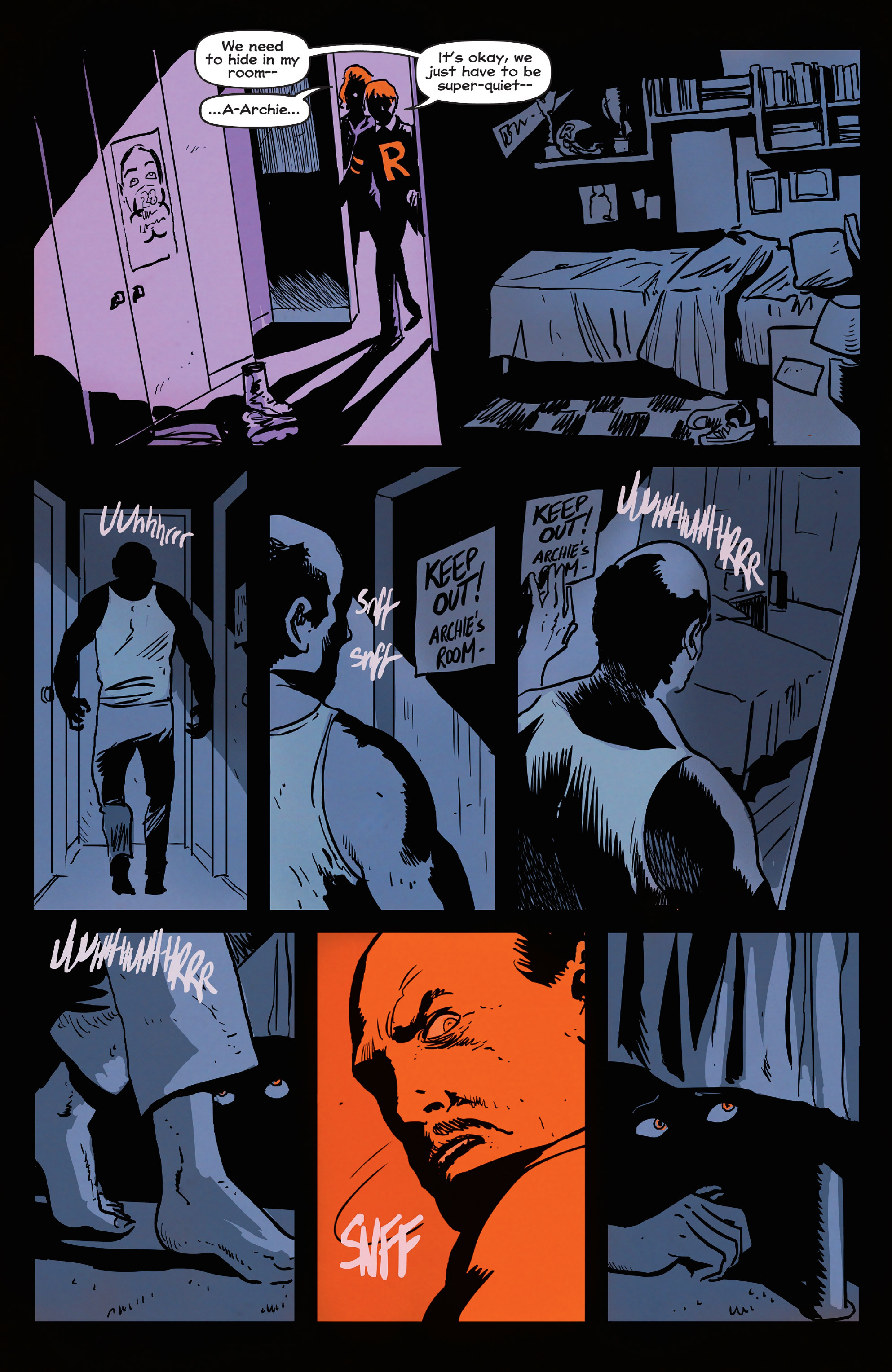 Read online Afterlife with Archie comic -  Issue #4 - 15