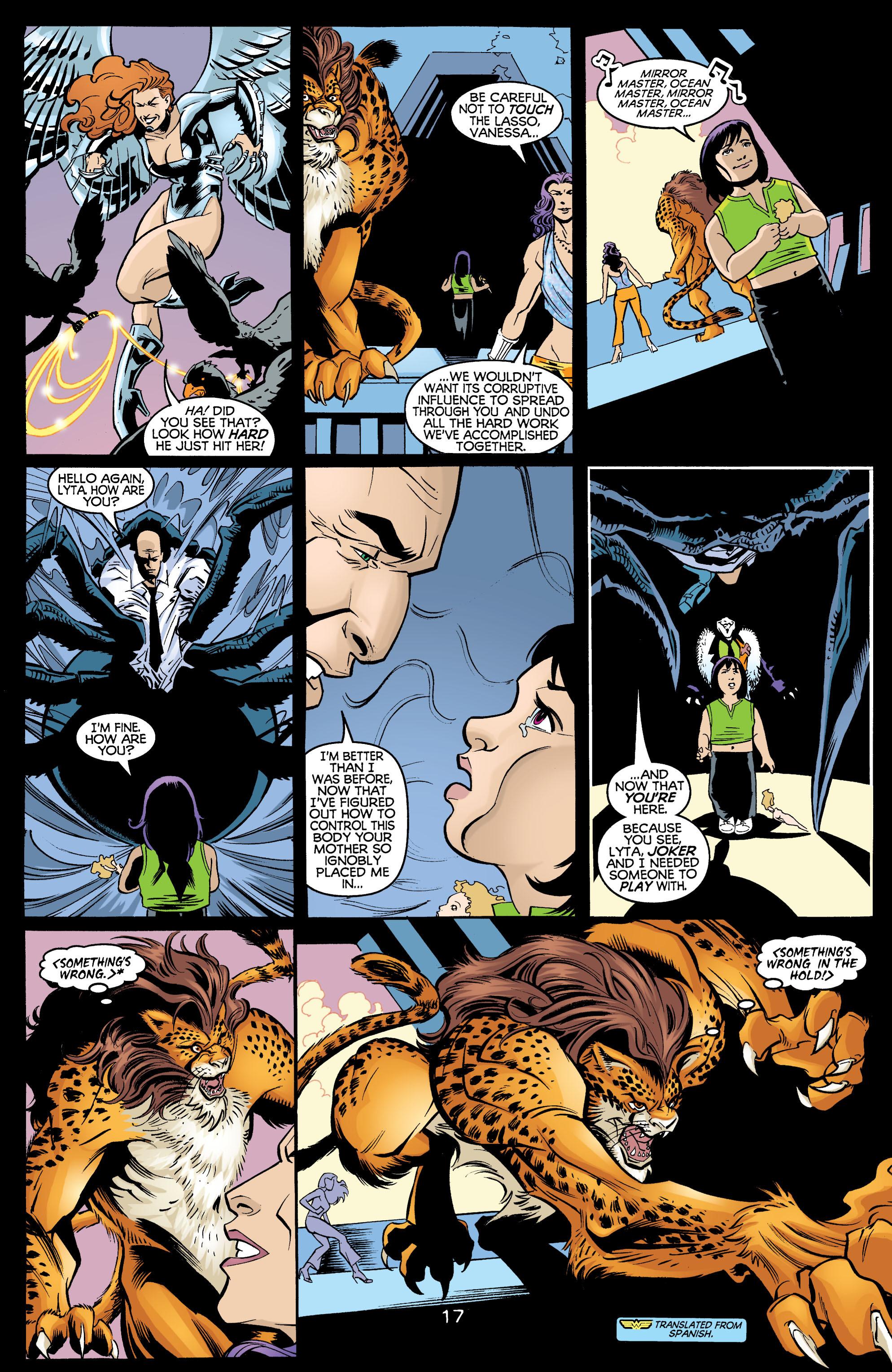 Read online Wonder Woman (1987) comic -  Issue #175 - 17
