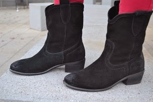4 maneras de llevar... botines negros