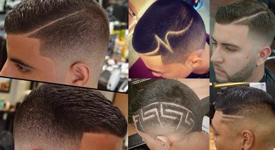 Hair Style Hair Style Man Line