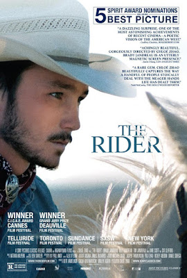 The Rider 2017 DVD R1 NTSC Latino