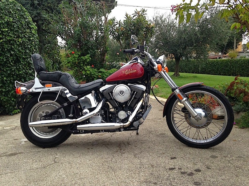 for sale: FXSTC 1340 Softail Custom 1988