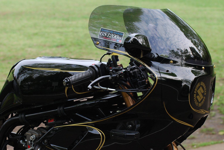 Suzuki Gs1200ss Takano Rocketgarage Cafe Racer Magazine