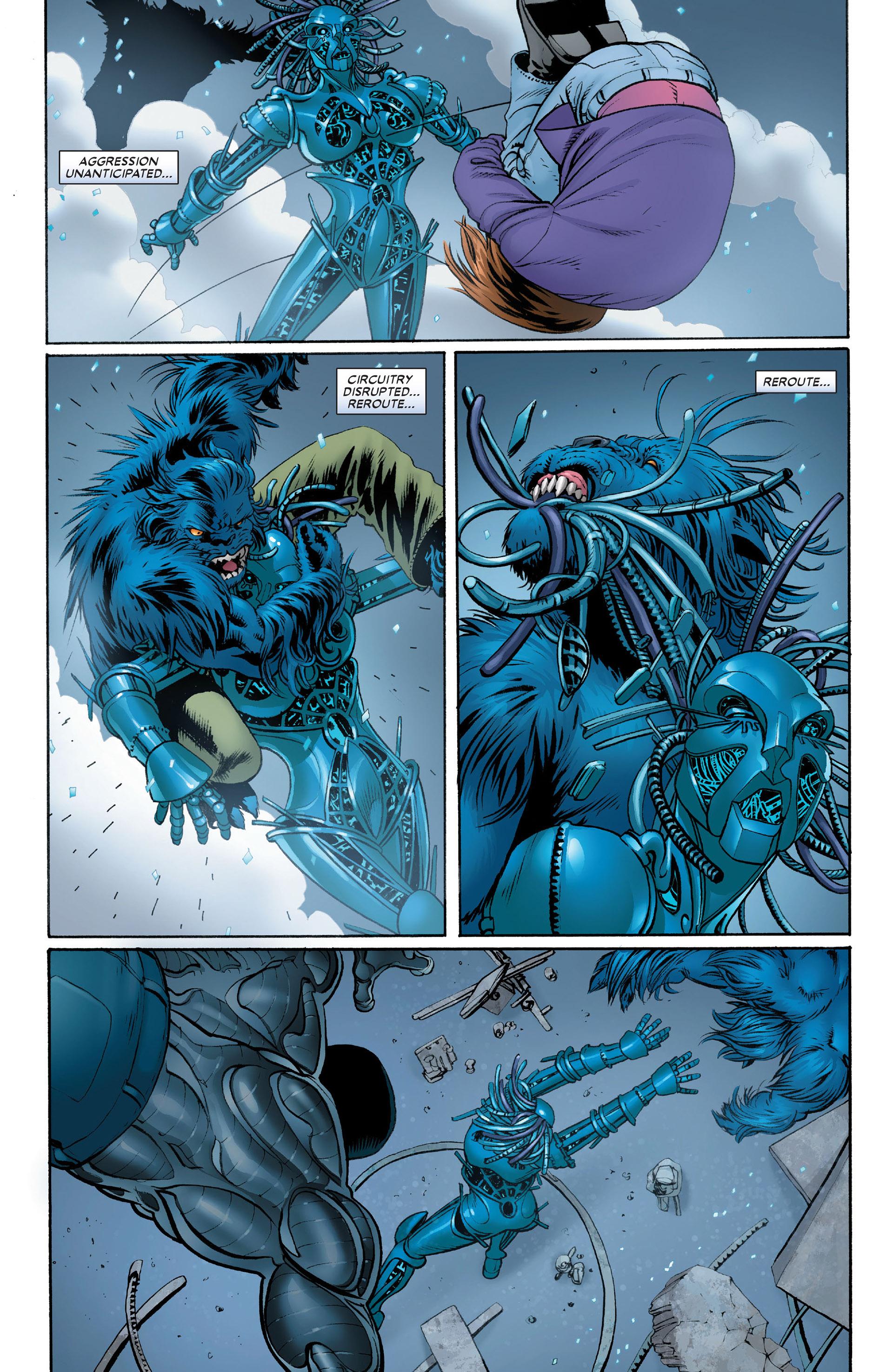 Read online Astonishing X-Men (2004) comic -  Issue #10 - 10