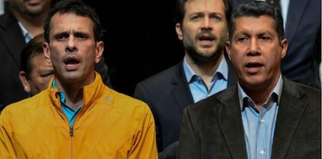 """Diálogo tras bastidores: """"oposición"""" se reúne con chavismo para postergar presidenciales"""