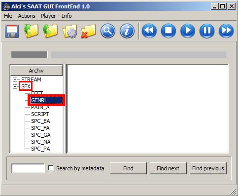 FRONTEND GUI ALCI 1.0 BAIXAR SAAT