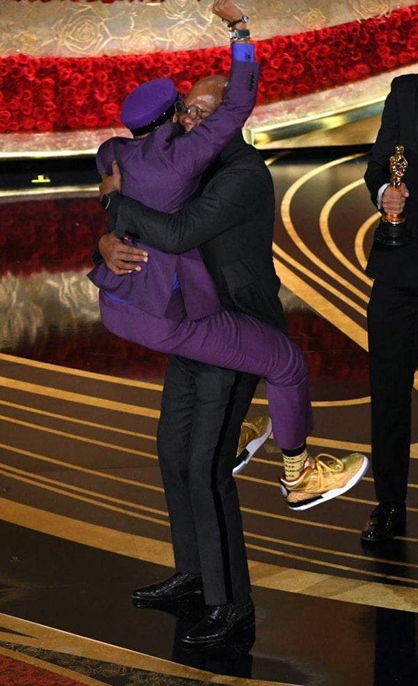 Ли и Джексон Оскар 2019