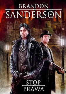 """""""Stop prawa"""" – Brandon Sanderson"""