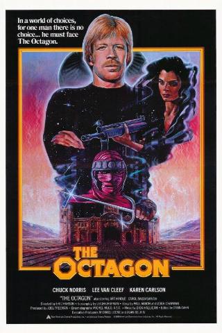 The Octagon [1980] [DVD9] [NTSC] [Latino]