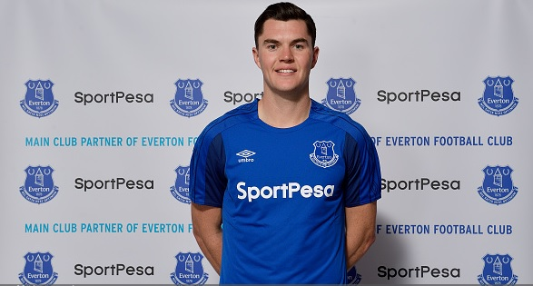 Everton seal Michael Keane from Burnley