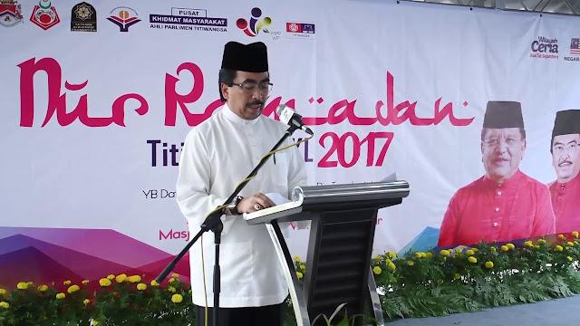 Sumbangan Nur Ramadhan
