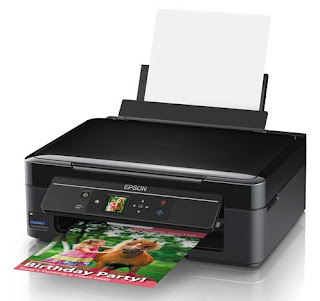 Epson Expression Home XP-320 Printer Driver Download