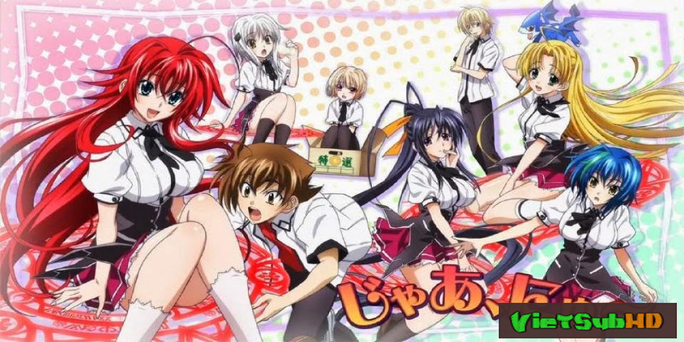 Phim High School Dxd Full 12/12 VietSub HD | High School Dxd 2013
