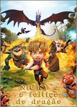 Baixar Nicky e o Feitiço do Dragão Dublado Grátis