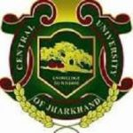 Centra University of Jharkhand Recruitment