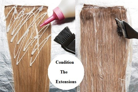 condition the extensions