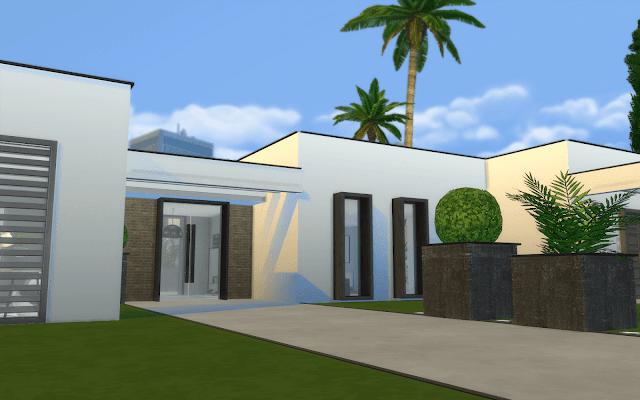 palace Sims 4