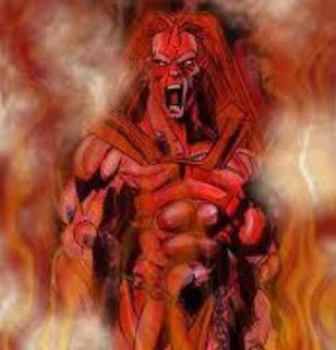 Sepintar apapun kita, jangan pernah meniru gaya iblis.