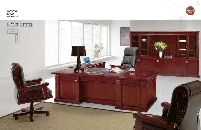 European Office Furniture Sets Wood Luxury Design Ideas For Executive With Beauty Table Lamp Best
