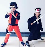 kostum sasuke