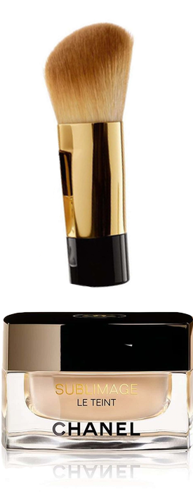 CHANEL SUBLIMAGE LE TEINT FOUNDATION SHOWN IN BEIGE