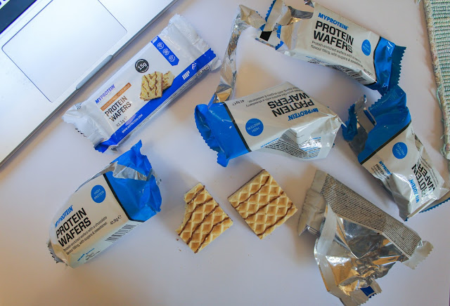 wafer myprotein