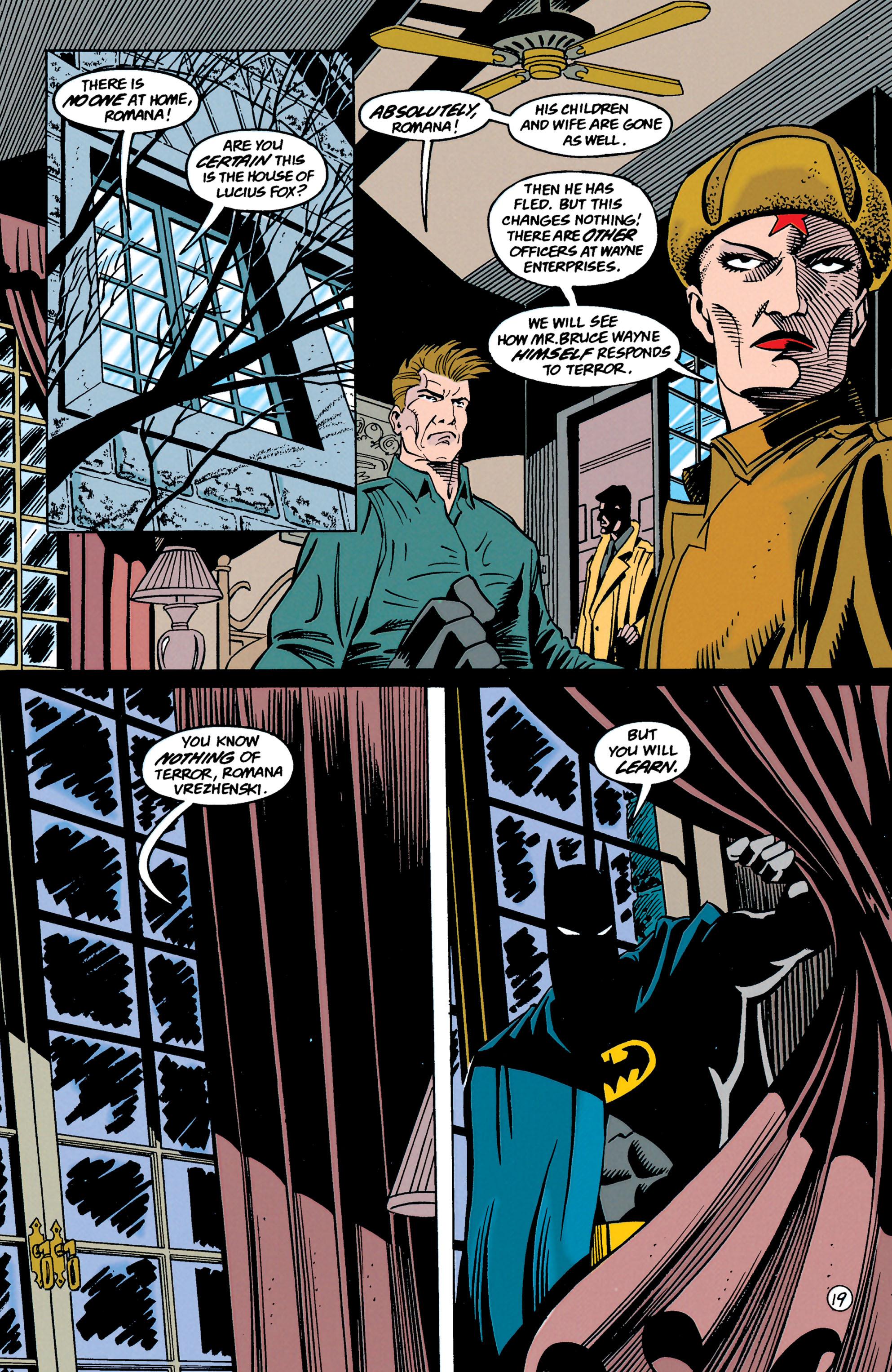 Detective Comics (1937) 682 Page 18