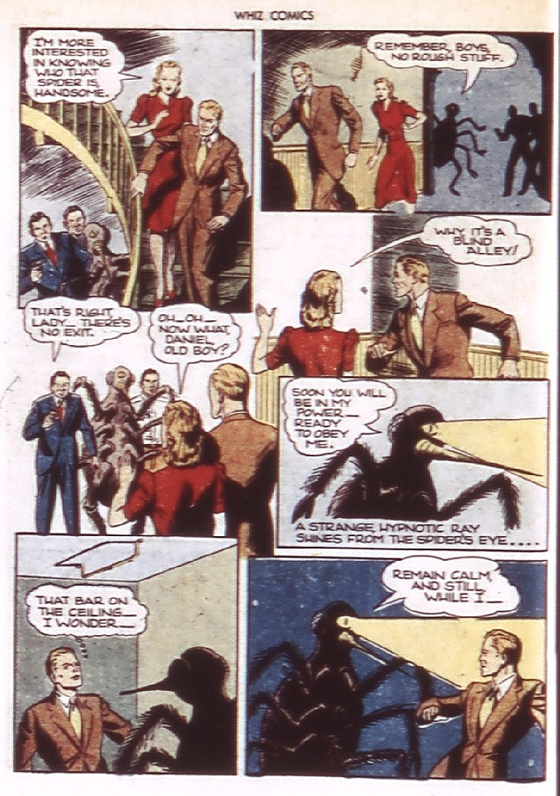 WHIZ Comics issue 22 - Page 46