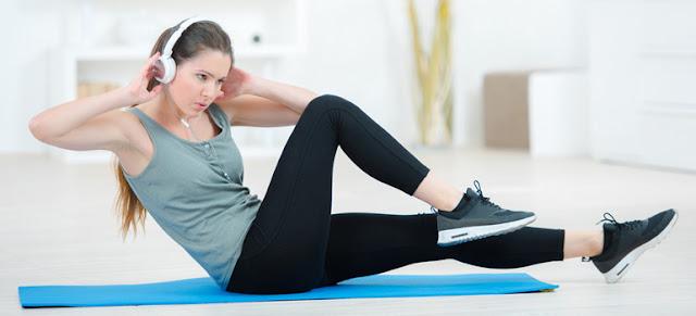 Ejercicios para bajar de peso en casa, ejercicios adelgazar