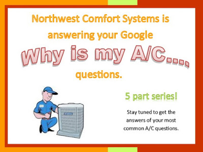 Northwest Comfort Systems Blog
