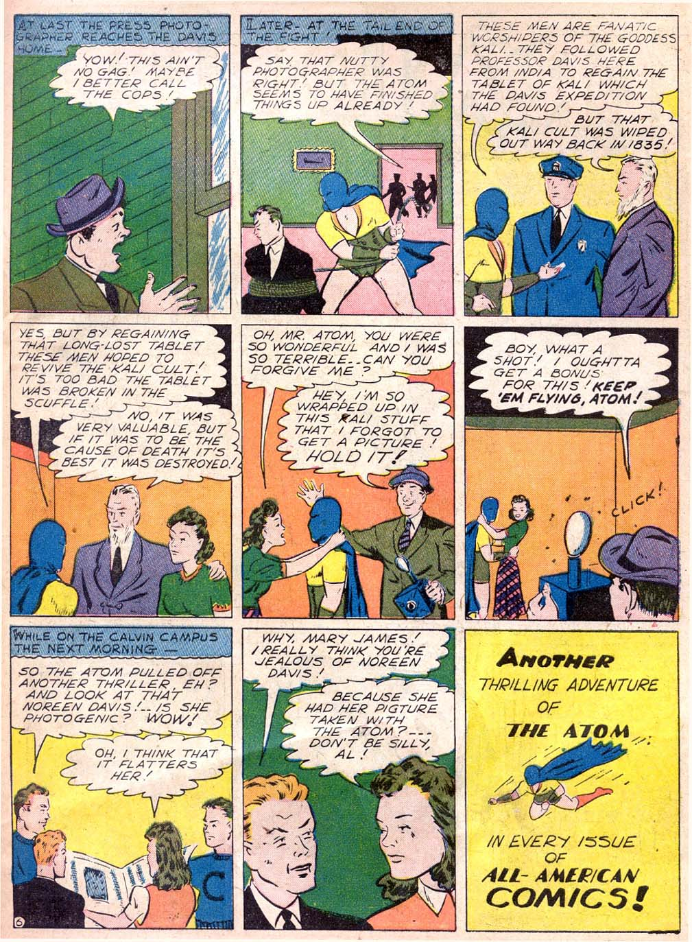Read online All-American Comics (1939) comic -  Issue #32 - 59