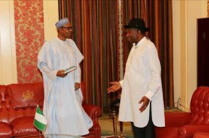 Stop Faulting Me For Your Failure Jonathan Replies Buhari