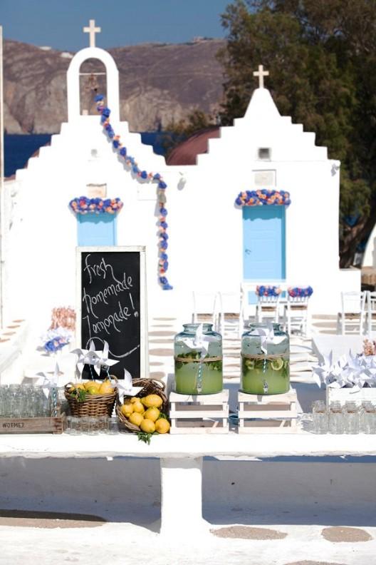 boda en mykonos