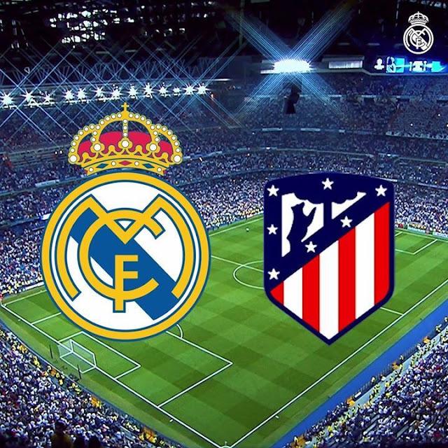 Prediksi La Liga Spanyol Real Madrid vs Atletico Madrid 30 September 2018 Pukul 01.45 WIB