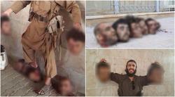 Estado Islâmico vende cabeça de cristãos na internet