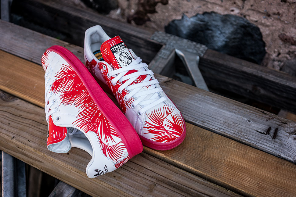 57fce4162 ... Palm Tree Pack. The ongoing connection between Pharrell Williams and  adidas Originals added Billionaire Boys Club to the equation in 2015 with  the ...