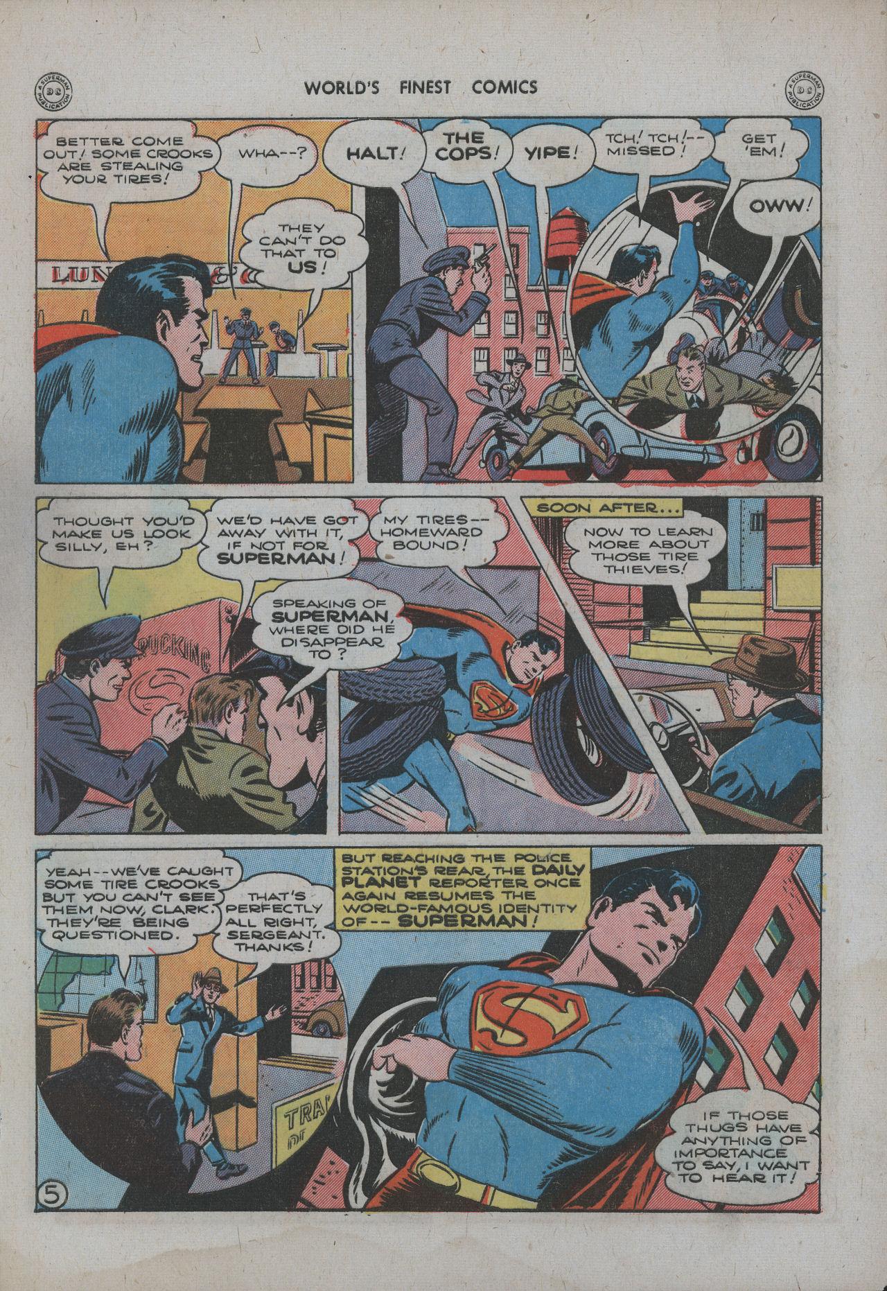 Read online World's Finest Comics comic -  Issue #15 - 8