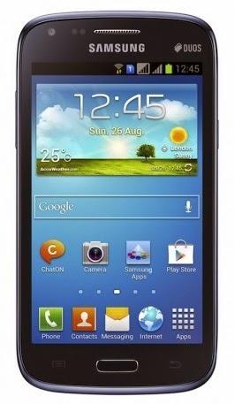 Harga dan Spesifikasi Samsung Galaxy Core GT-I8260 Terbaru
