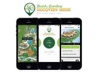 Are you planning a trip to Busch Gardens Tampa? I suggest you download the Discovery Guide so you can have access to all kinds of exclusive information & content!