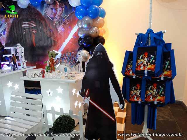 Decoração festa Star Wars - Aniversário infantil