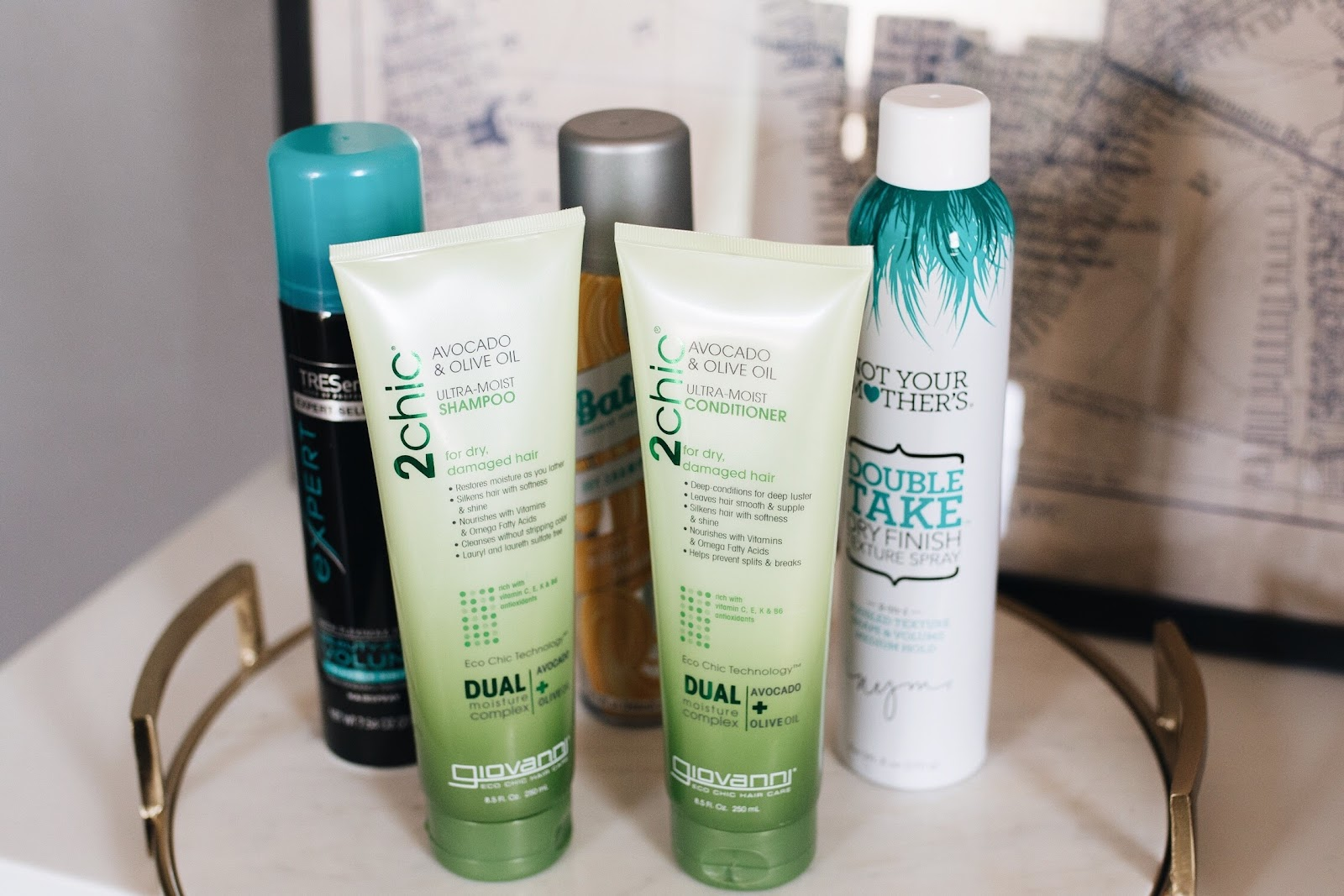 5 drugstore hair products I love | Love, Lenore