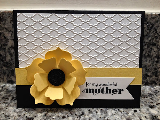 Mothers Day Card for 2014
