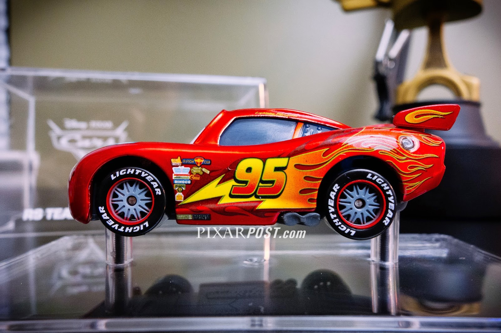 RS Team Lightning McQueen - Special Edition Die Cast Car ...