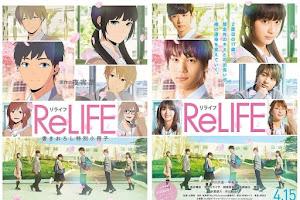 ReLIFE Live Action - Pelicula - Sub Español - HD + Avi - Mega - Openload